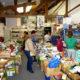 Flohmarkthalle der Pfadfindergruppe Bruck/Leitha