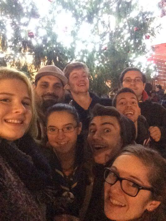 RaRo in Bratislava zu Weihnachten
