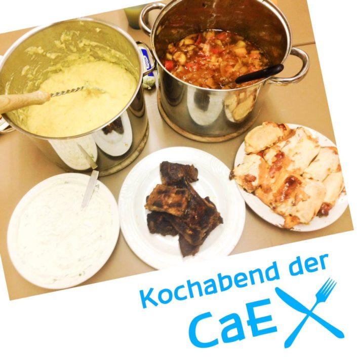 Kochabend der CaEx